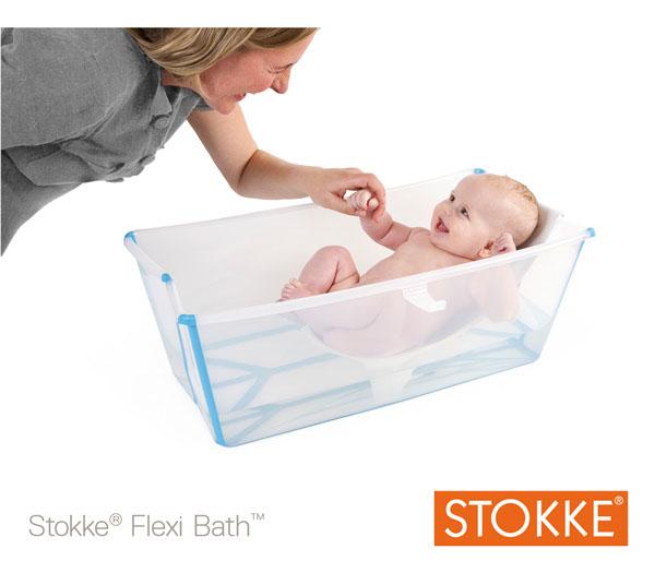 stokke flexi bath back in action. Black Bedroom Furniture Sets. Home Design Ideas