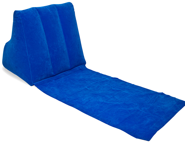Wickedwedge Inflatable Lounge Pillow Back In Action